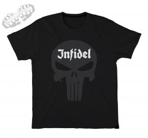 Punisher Infidel T Shirt